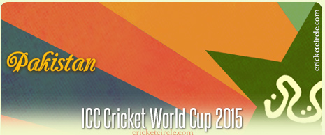 Pakistan Cricket World Cup 2015