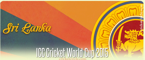 Sri Lanka Cricket World Cup 2015