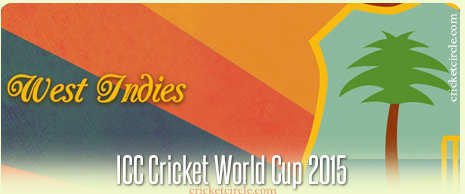 West Indies Cricket World Cup 2015