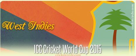 West Indies Cricket World Cup 2015
